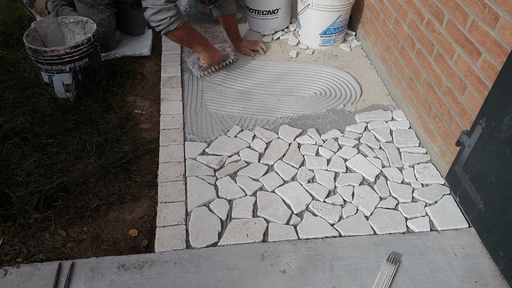 pavimentazione esterni