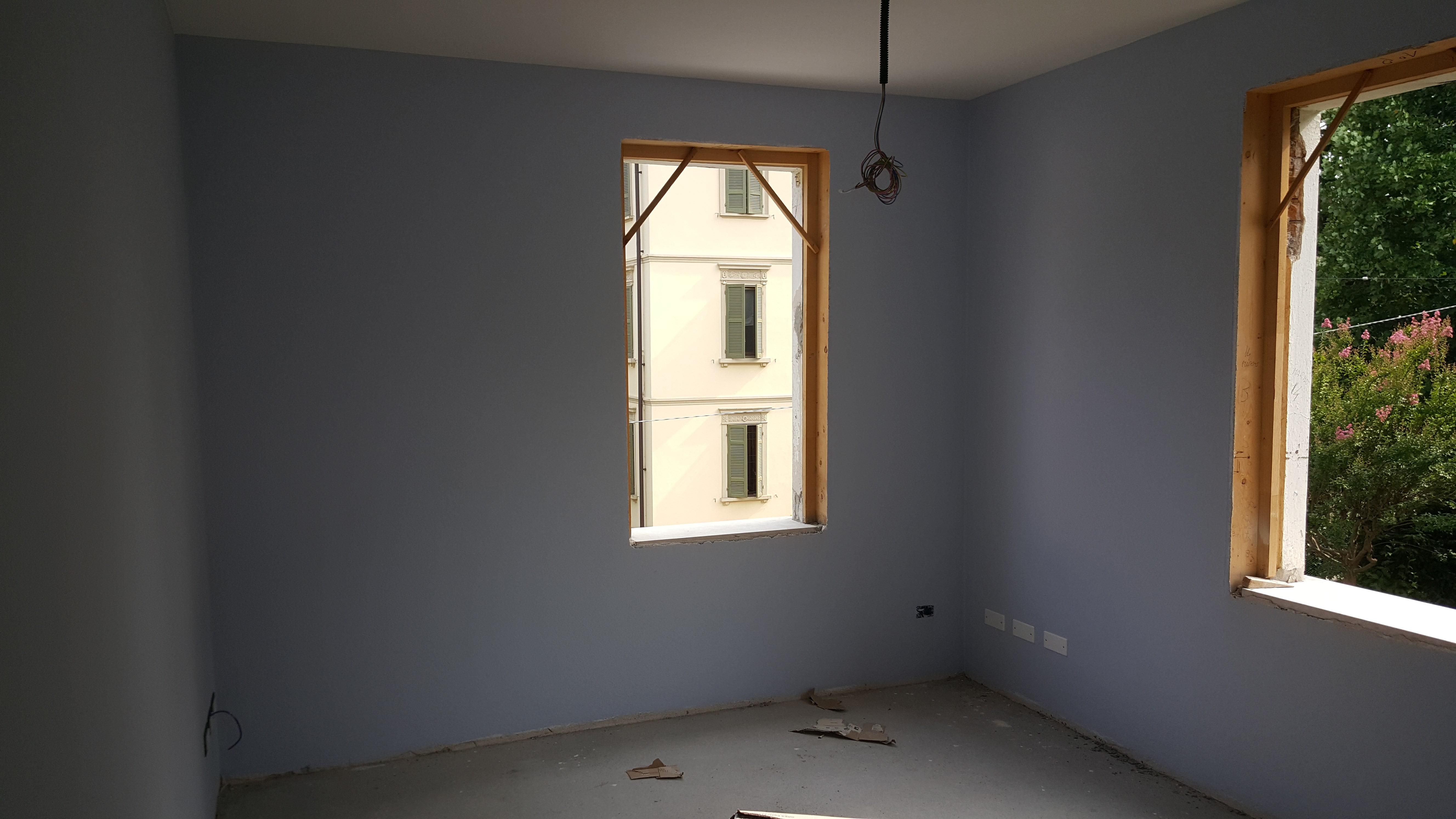 Ristrutturazione casa reggio emilia, camera 1