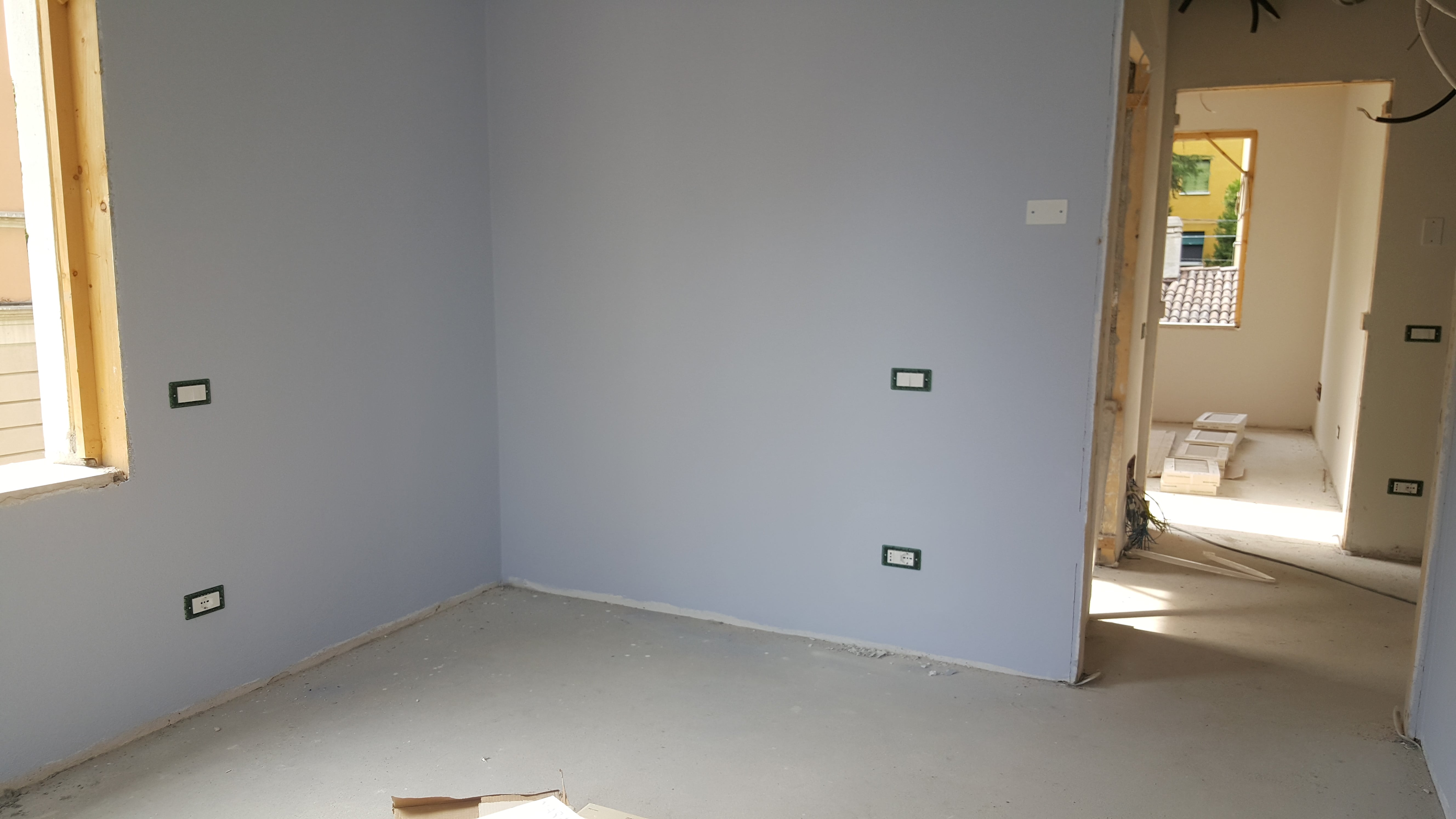 Ristrutturazione casa reggio emilia, camera 2